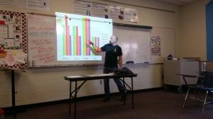 Teachers taught teachers about IMPACT.