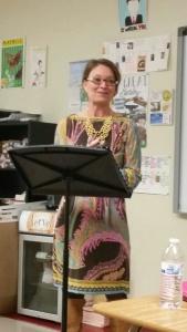 Thank you Ms. Harmon
