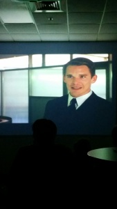 Sophomores watched GATTACA as a segway into reading Brave New World.