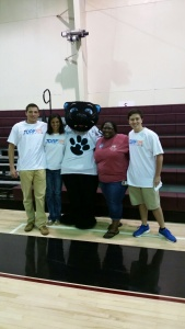 Great kickoff with sir Purr.