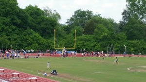 State track meet.