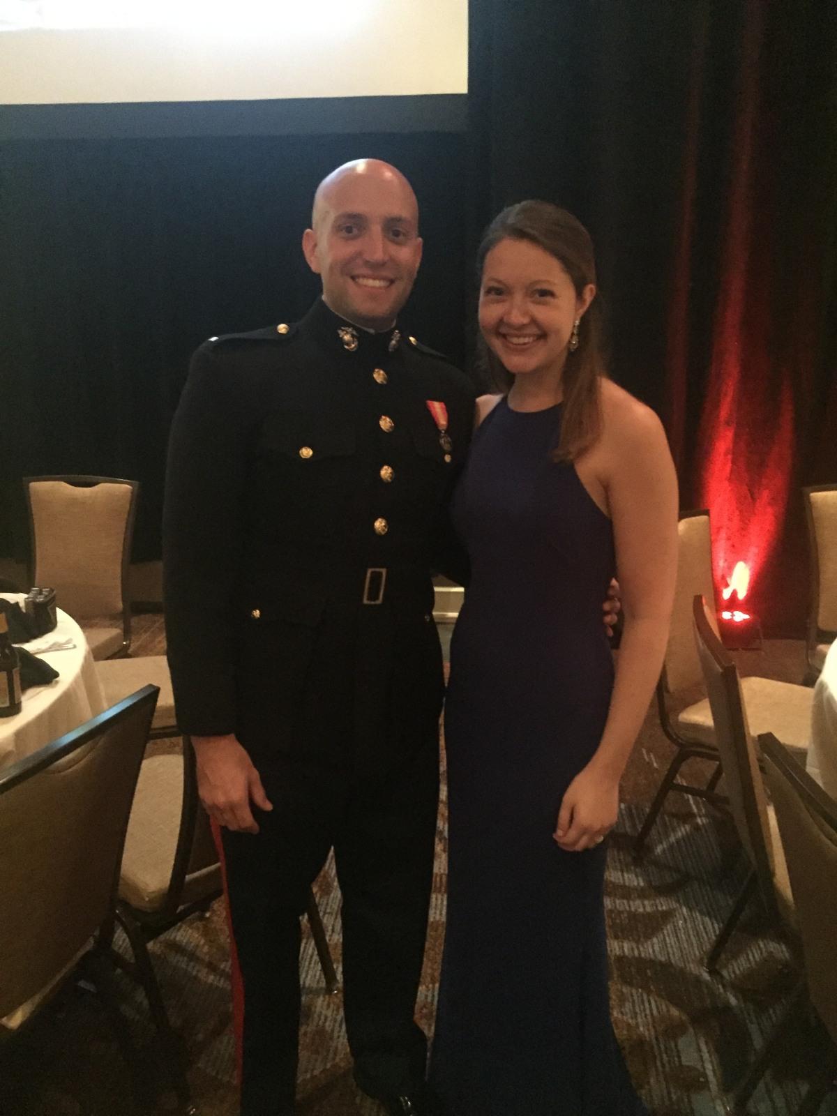 Sam Camut '11 - Marines