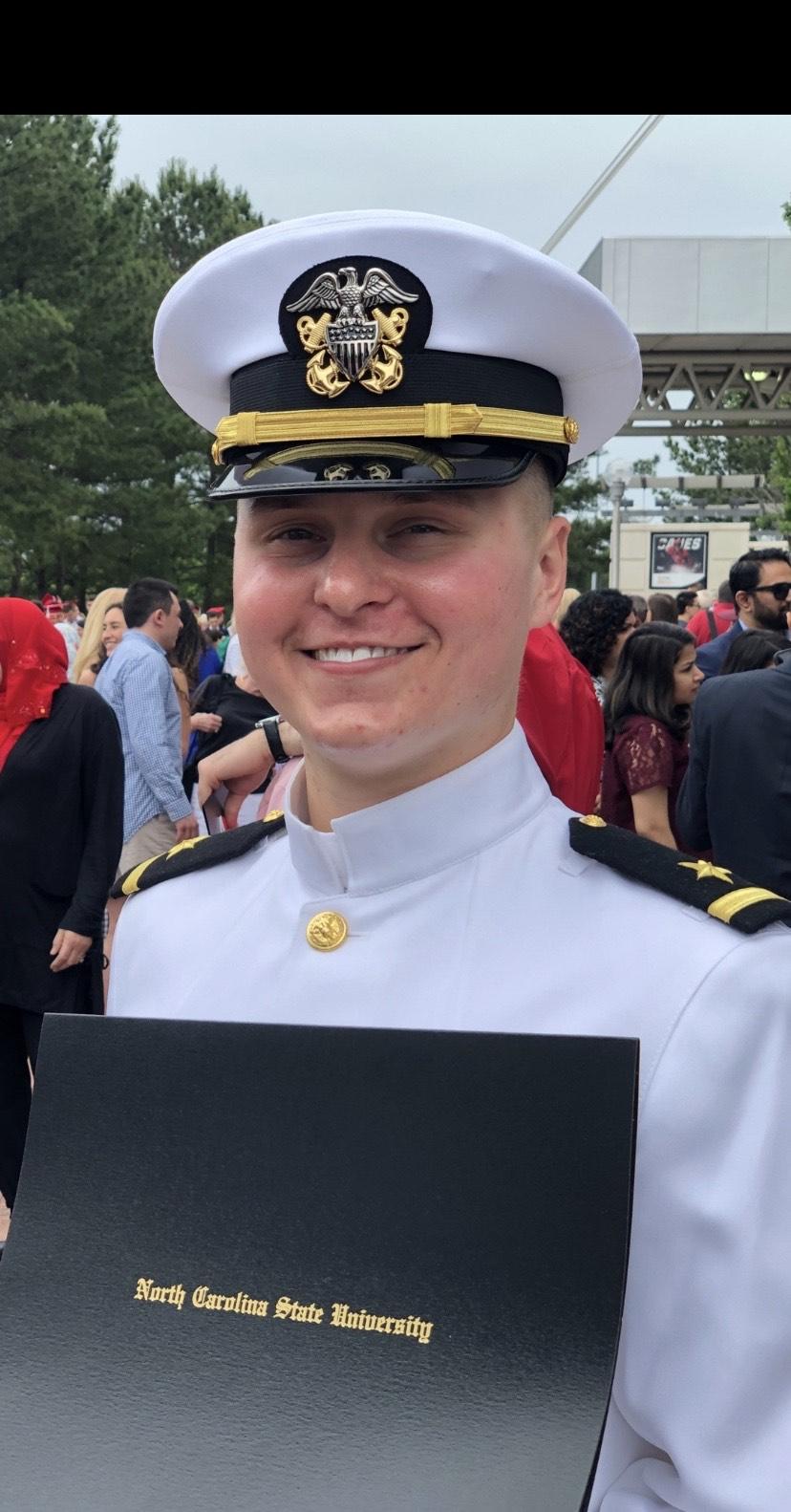 Tyler Haritan - Navy